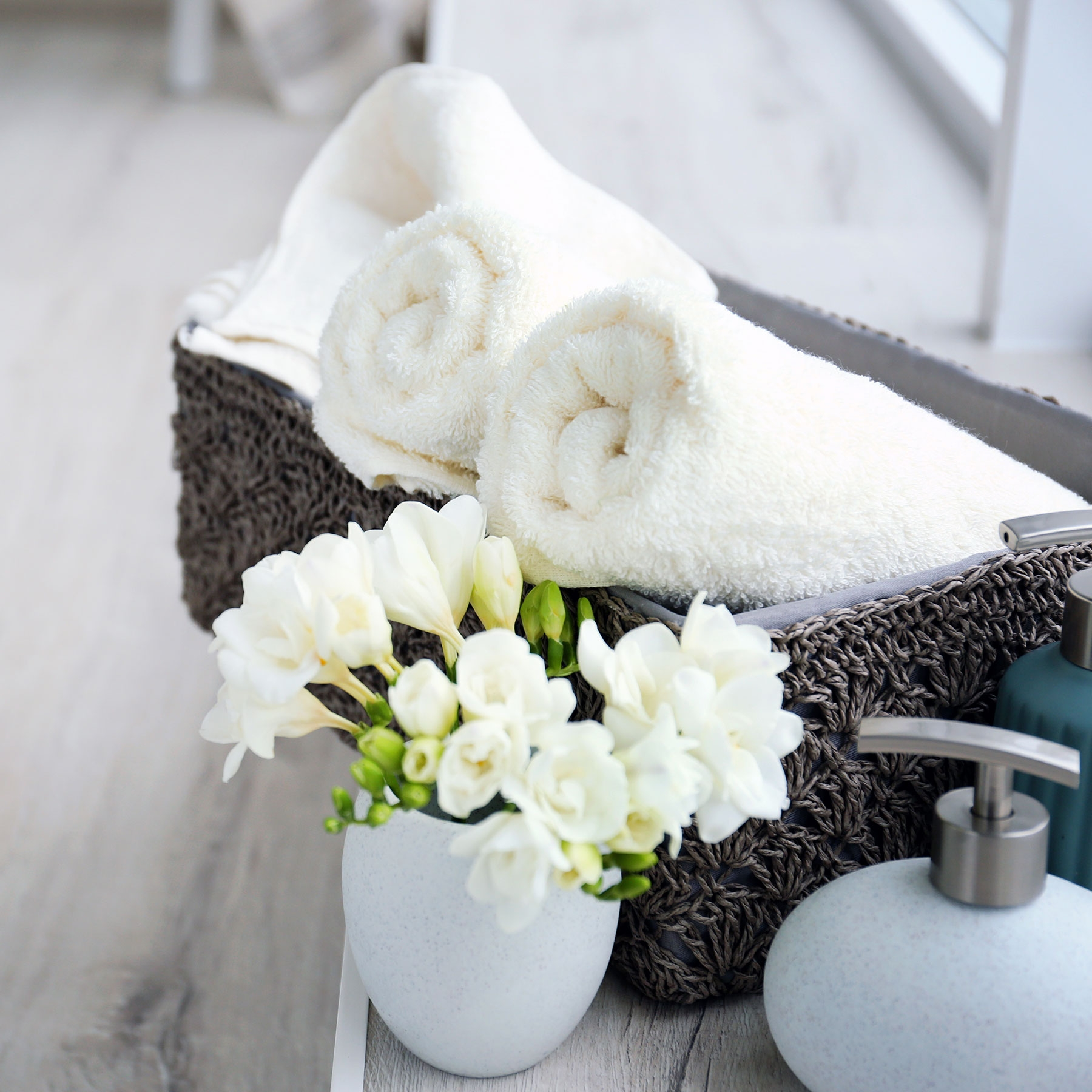 View Spa Towel Collections Collection Details