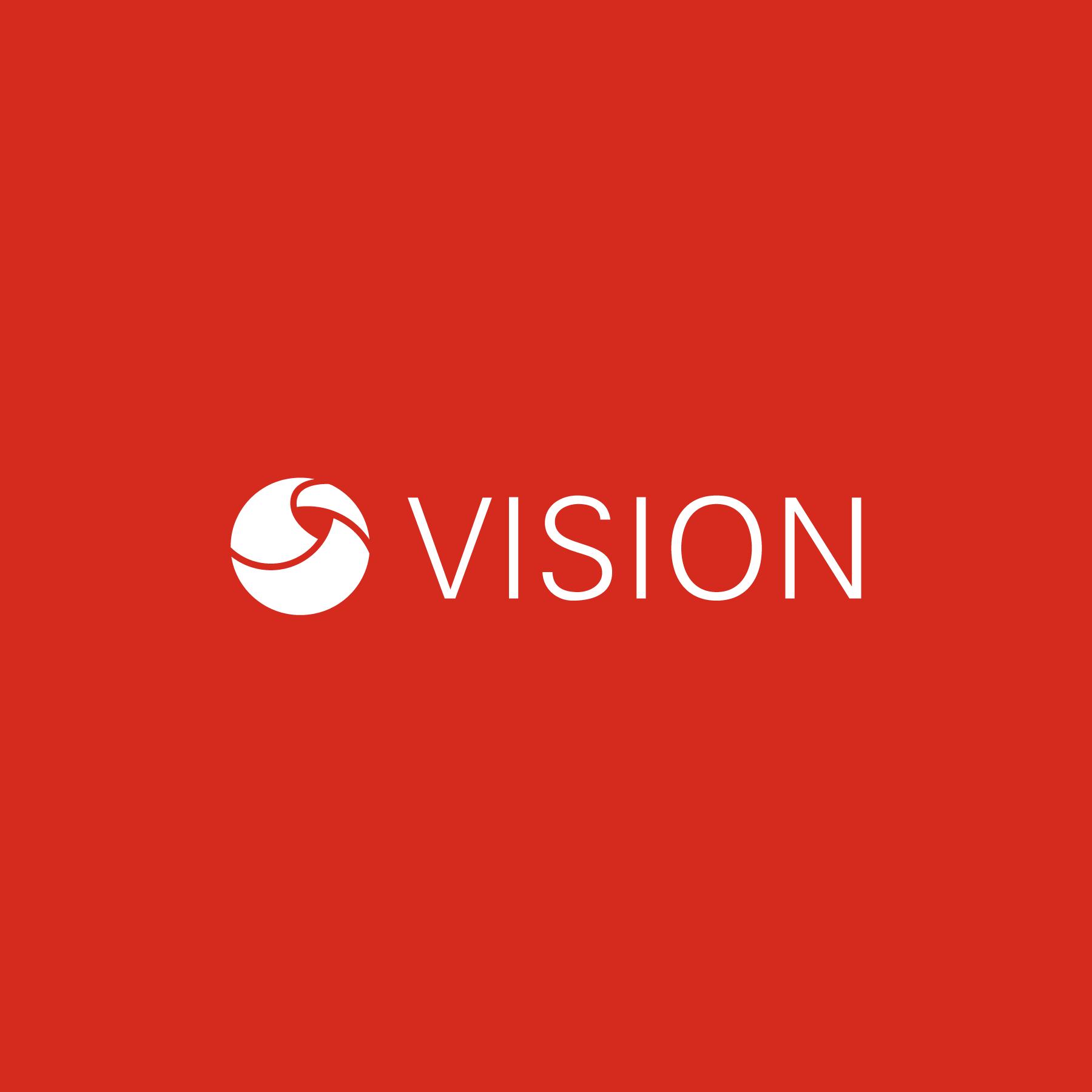 Vision brand logo