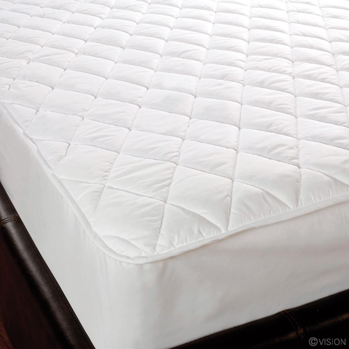 fitted mattress protector. Diamond Dry Waterproof Mattress Protector (Fitted) Fitted E