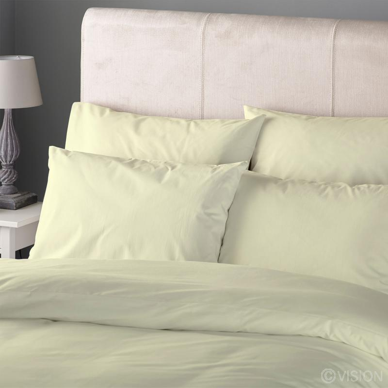 Fire Retardant Pillowcase - Cream
