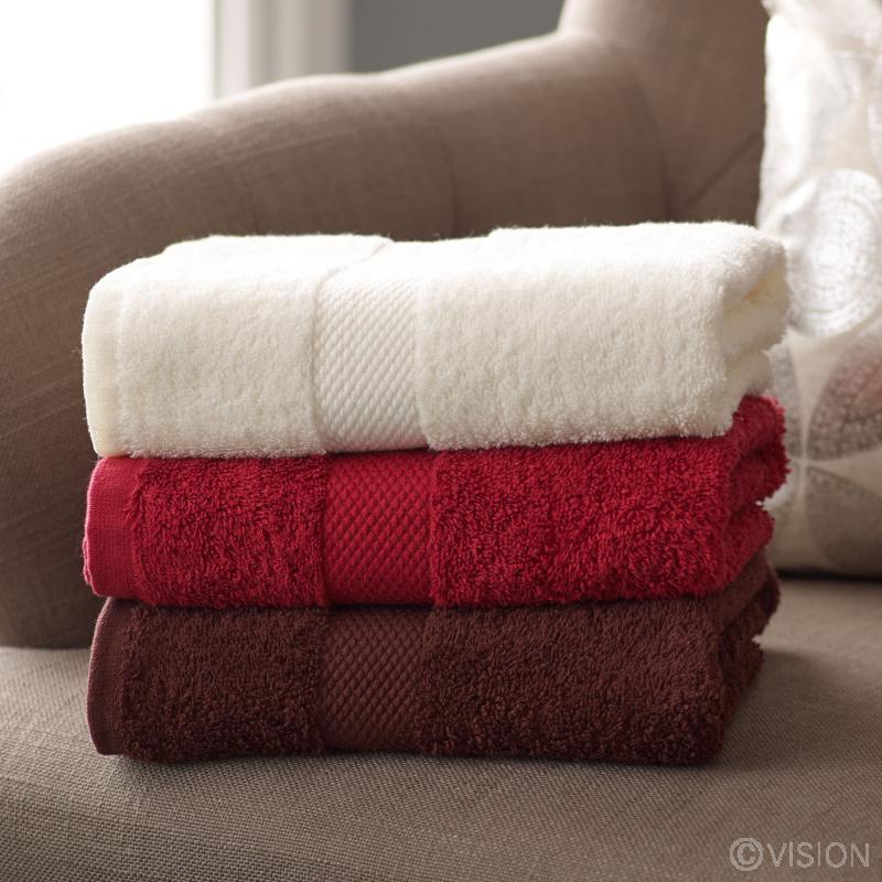 Matisse Coloured 100% Cotton Bath Towel