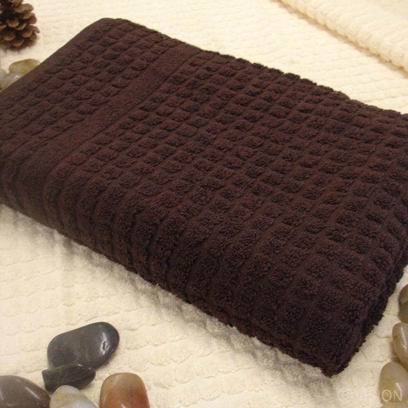 Mosaic Coloured 100% Cotton Bath Sheet