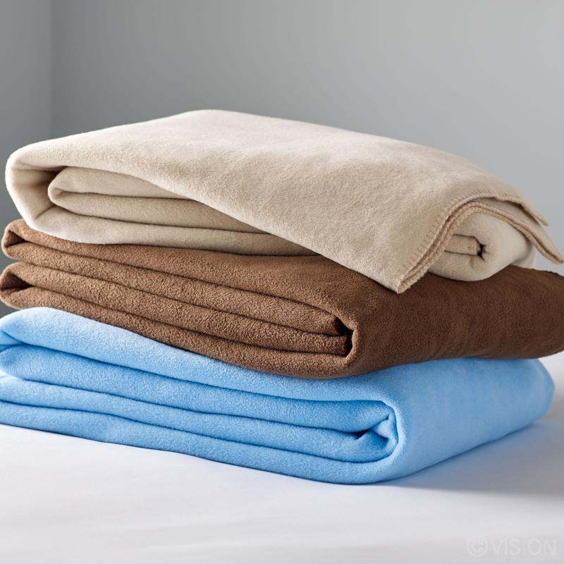 Polaris 100% Polyester Fleece Blankets