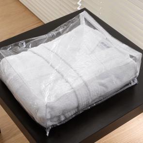 Bathrobe storage bags