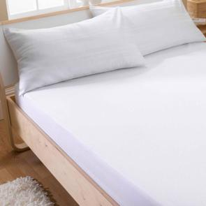 Terry Towelling Flame Retardant Mattress Protector