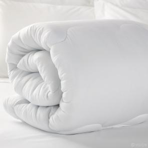 luxury Hollowfibre duvet - rolled