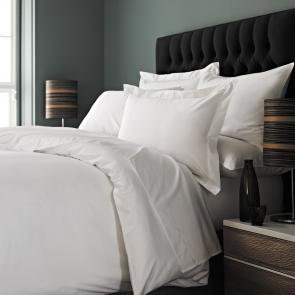 Arona Plain Sateen Duvet Cover
