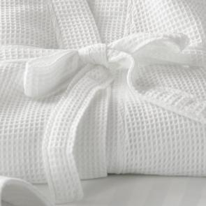 Bathrobe Belts - Waffle Honeycomb