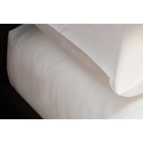 White Flat Bed Sheet