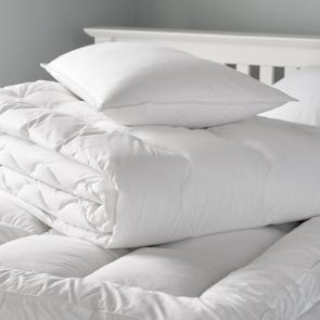 Sheer lux duvet