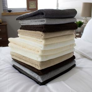 Tolka coloured luxury Bath Towels