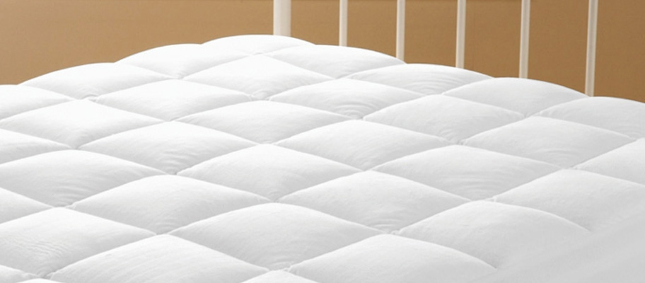 Plush Mattress Topper