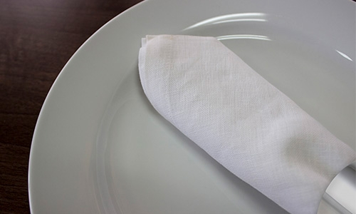 The Rolding Fold Napkin