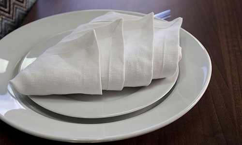 The Diamond Napkin